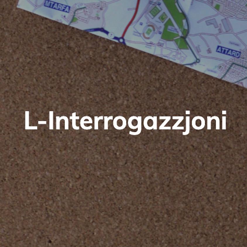 Drama - L-Interrogazzjoni