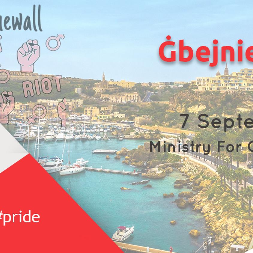 Gbejniet Frisky (Pride in Gozo)