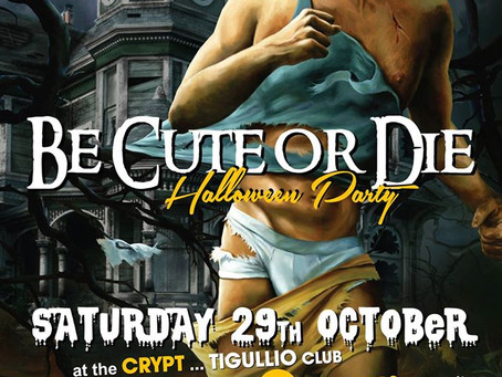 Last Few Tickets for Saturday's s2s Events Halloween Party at Tigulio