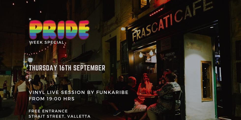 Thursday Pride Vinyl Live Session