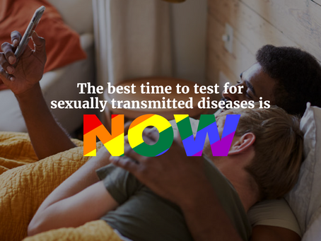 Persona are offering affordable, confidential STD screening tests with immediate availability