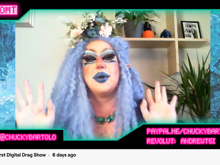 Malta's first Digital Drag Fest exceeded our expectations. Here's a run through of what went down