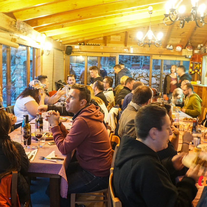 Country Walk and Casual Dinner - arc 12 feb 2017