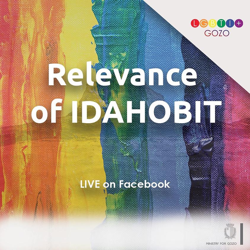 Relevance of IDAHOBIT in 2021.