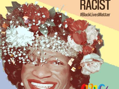 IT IS NOT #PRIDE IF IT IS RACIST