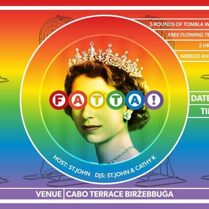 Fatta! LGBTQ Bingo