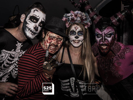 "S2S Halloween ""Be Cute or Die"" Party Pictures are out!"