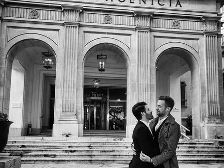 Israeli couple gets married in Malta!