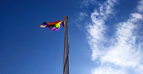 Malta's 'First Ever' Permanent Rainbow Flag Is Up And Flying!