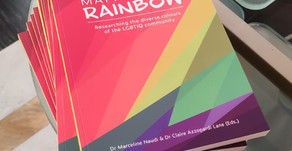 New LGBTQ Publication: Mapping the Rainbow