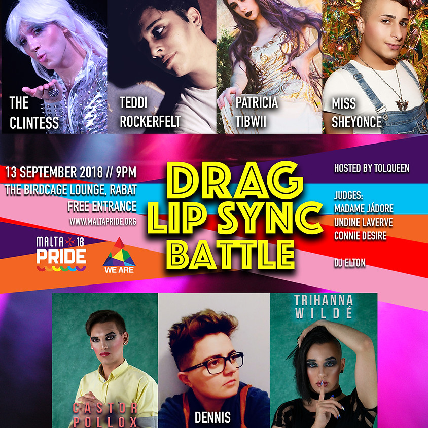 Drag Lip Sync Battle