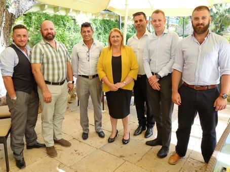 Pride Malta 2016 meet the President of Malta