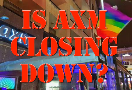 Is axm closing down as well?