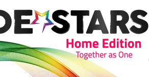 Pride Stars - Home Edition!