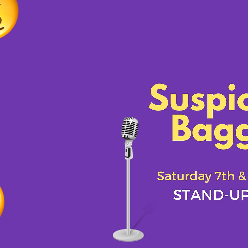 Suspicious Baggage | Stand-Up Comedy