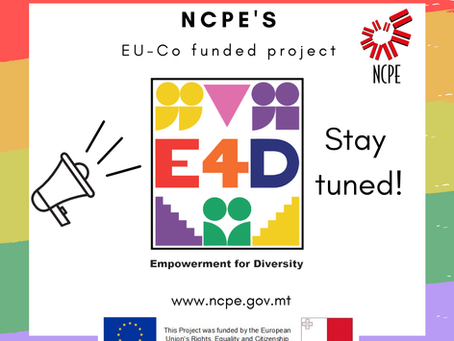 NCPE launches LGBTIQ project in partnership with ARC