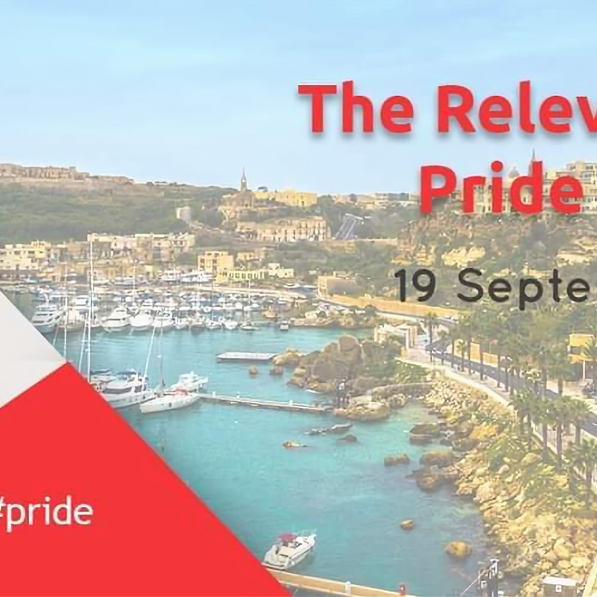 Online discussion: The Relevance of Pride in 2020?