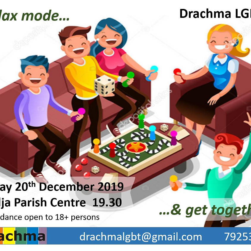 Drachma Christmas Time Get Together