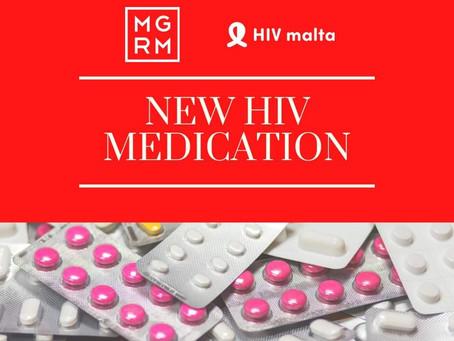 HiV medication for Malta