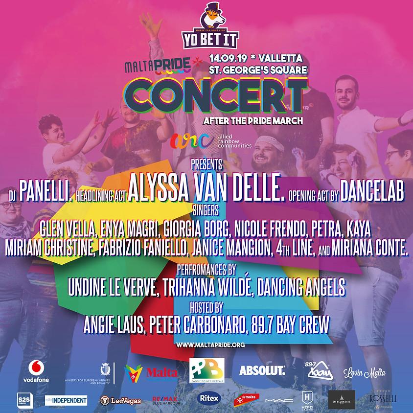 Malta Pride Concert