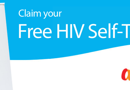 Great Response for HIV Self-Test Kits