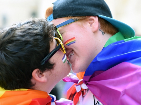 Malta Pride 2015: Free to be me