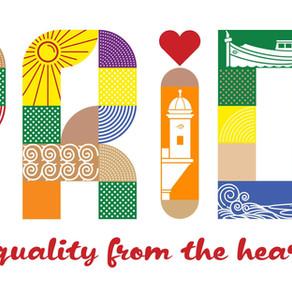 The logo of EuroPride Valletta
