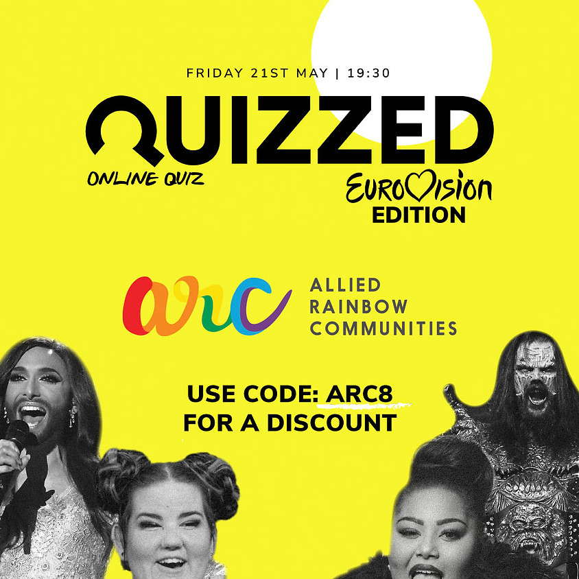QUIZZED – Eurovision Edition