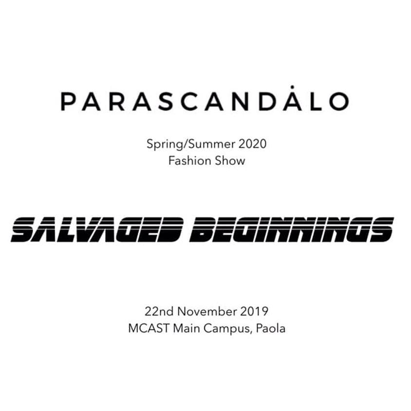 Parascandalo Spring/Summer 2020 Fashion Show