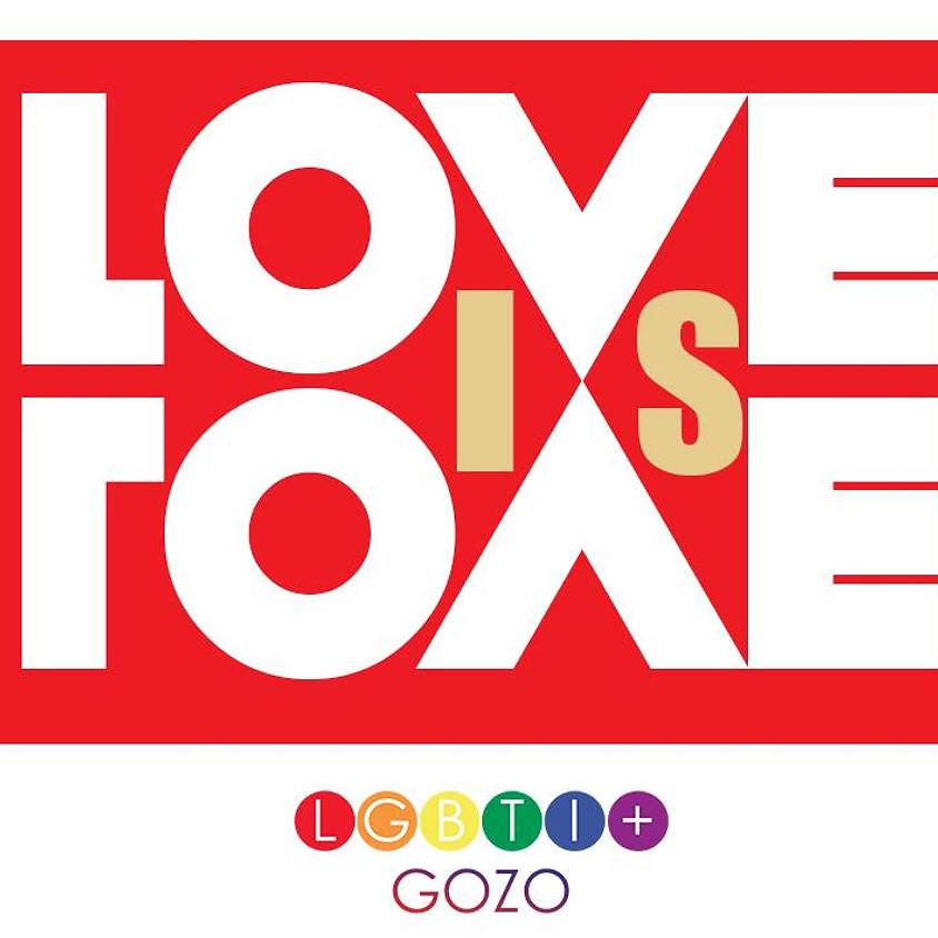 Love is Love by LGBTI+ Gozo