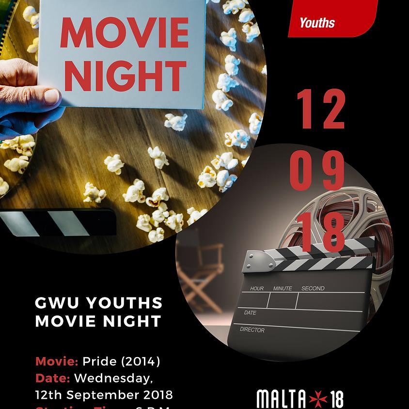 Film Night: 'Pride' (2014) hosted by GWU