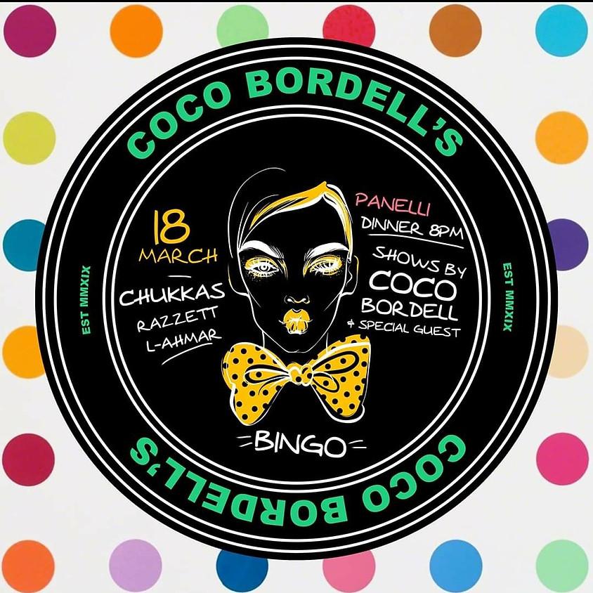 Coco Bordell Bingo + Dinner