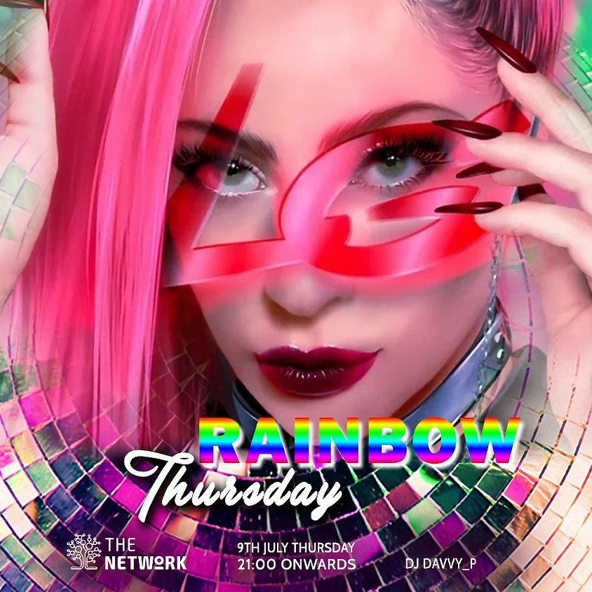 Rainbow Thursday at The Network