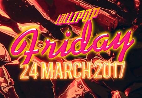 Lollipop #4 (24th March)