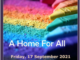 Discussion hosted by LGBTIQ Faith based group to discuss the theme 'I am Included'