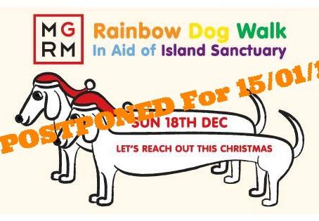Rainbow Dog Walk - Postponed to the 15th January