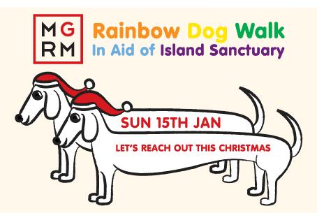 This Sunday - Rainbow Dog Walk! (MGRM)