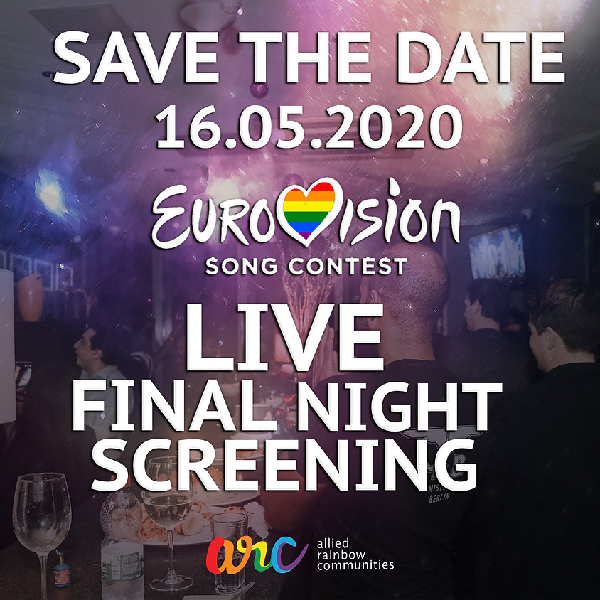 Eurovision Final Live Screening Party