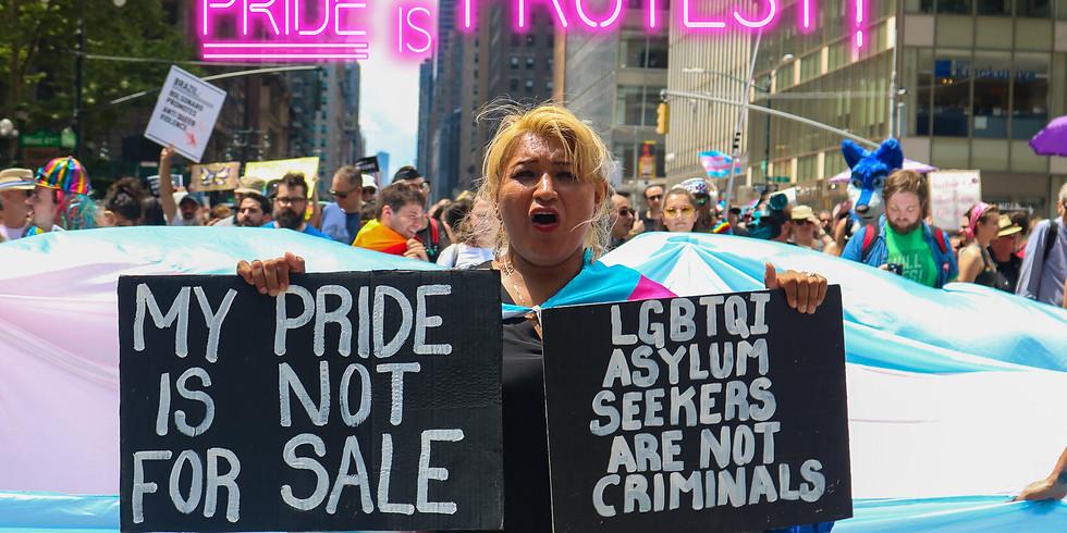 Documentary Screening: Pride is Protest
