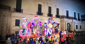 A Maltese Carnival company has our attention...and we're living for it!