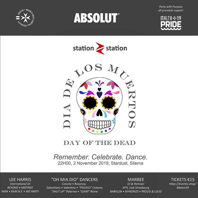 Dia de los muertos by S2S Events