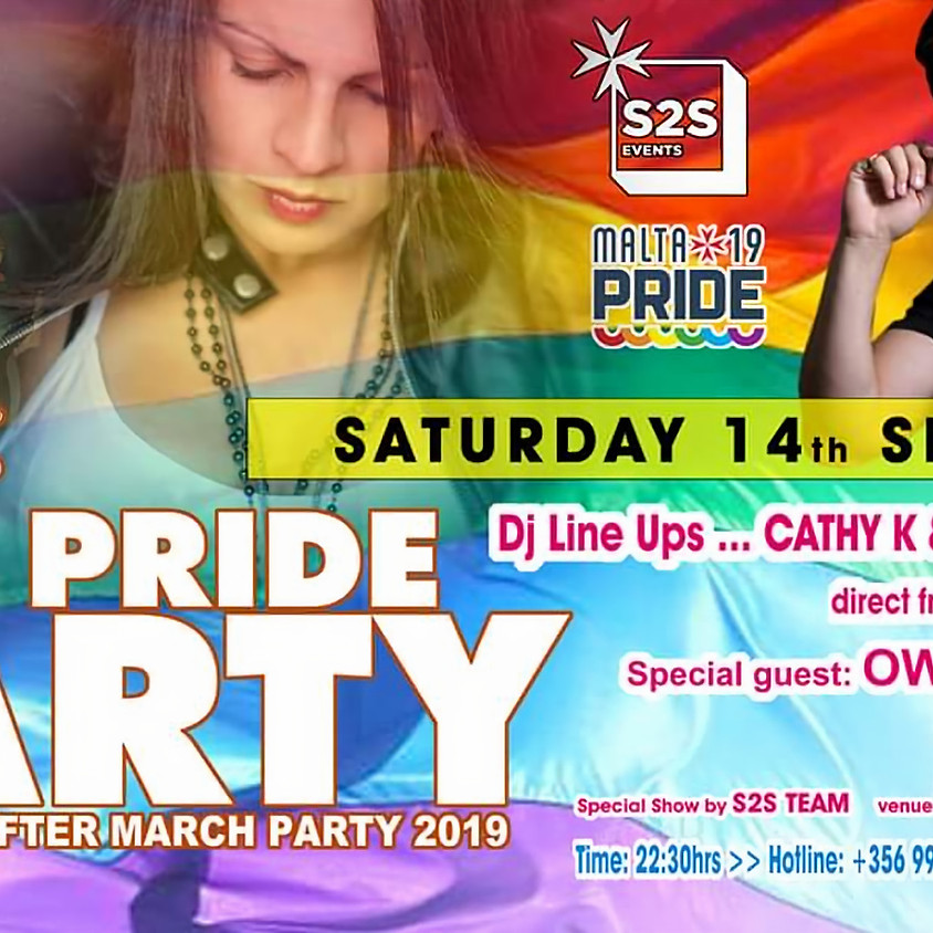 S2S Pride After Party