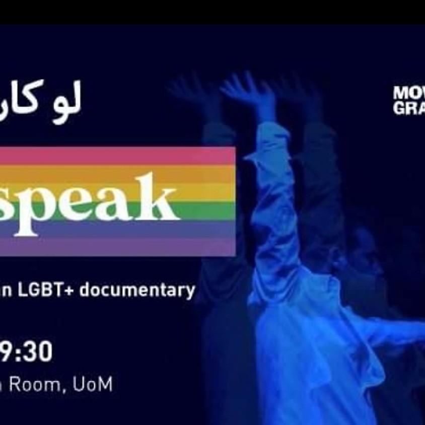 If I Speak - Documentary
