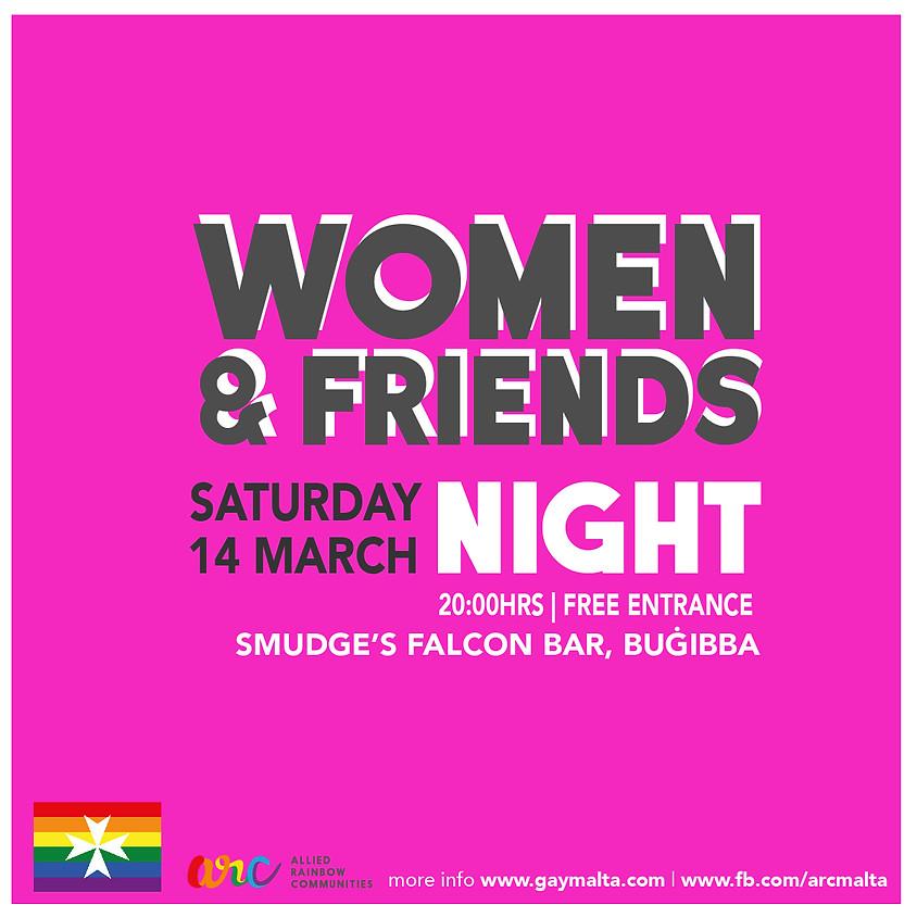 Women & Friends Night