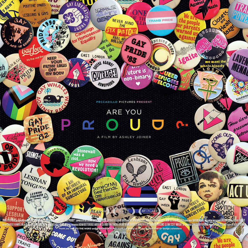 Screening of 'Are you Proud?' followed by Q&A with Ashley Joiner