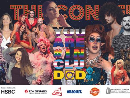 Watch the Malta Pride Concert Live Stream Recording
