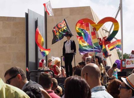 Malta Pride 2016 - Full Equality!