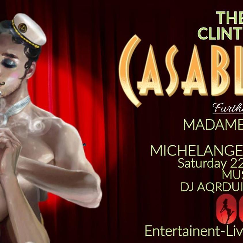 The Clintess goes Casablanca
