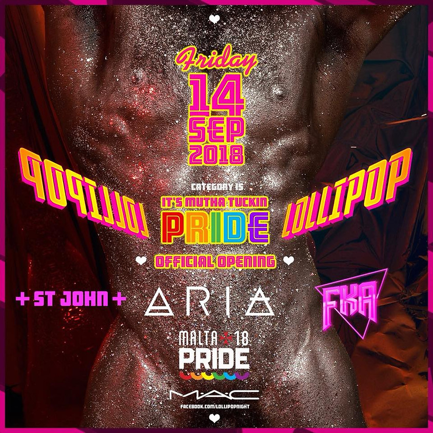 Pride Party hosted by Lollipop