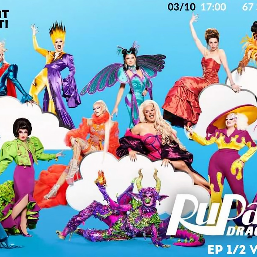 Drag race UK viewing event